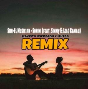 Sun-El Musician - Sonini (Mavisto Usenzani x Muteo Remix)
